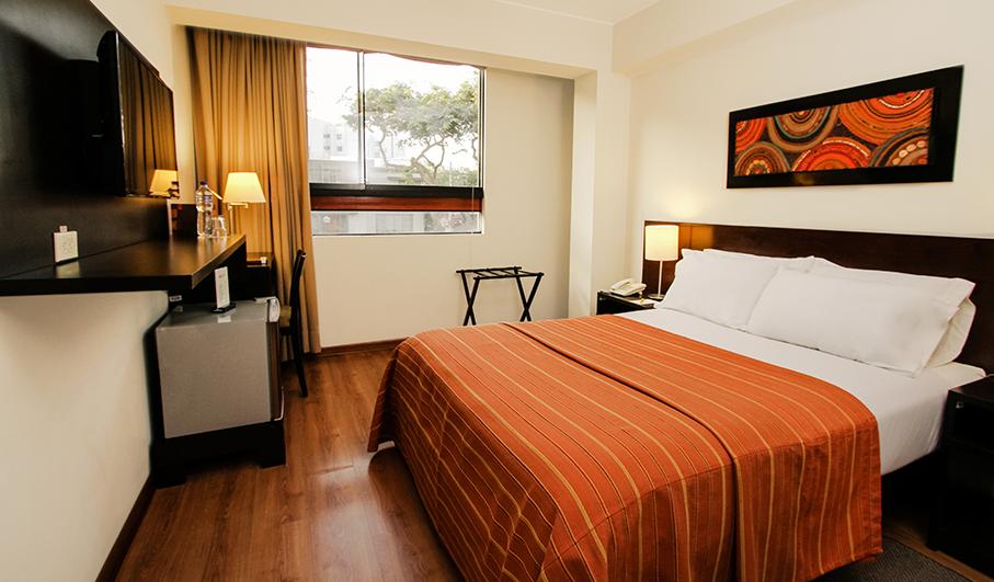 Nuestras Habitaciones Hotel los Girasoles Miraflores Hotel Girasoles