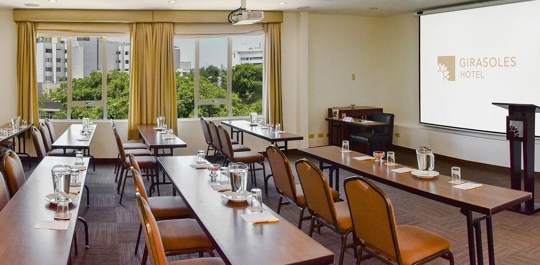 Reuniones Y Eventos Hotel Los Girasoles Miraflores Hotel